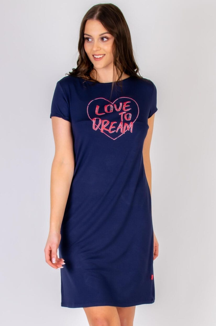 Tunika do spania LOVE TO DREAM
